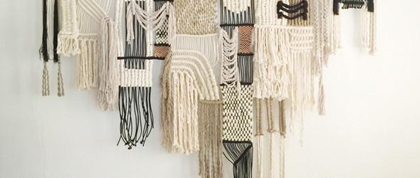 Sally England - 当代Macramé编织艺术的先锋