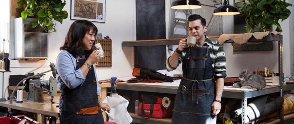 为骑行者设计包袋,功能优先于美观:1.61 Soft Goods工作室