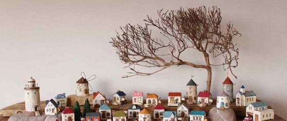 温暖可爱的陶瓷小房子 - Casetta