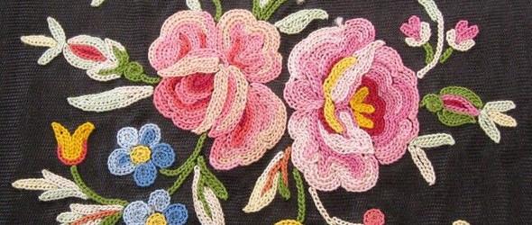 Le Point de Beauvais embroidery 博韦刺绣 | 优雅的法国传统刺绣