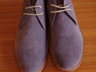 反绒沙漠靴  简约大方