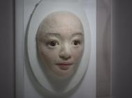 我做的羊毛毡雕塑作品之《苏朦》