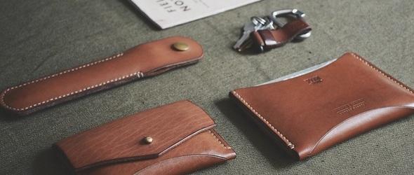 手工皮具品牌RUKI-KRYKI和创始人Vladimir Kovalev