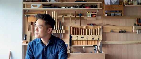 职业摄影师磕磕碰碰的木工之路:新加坡木工艺人 Louis Kwok与KJung Woodwork