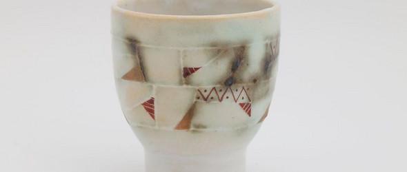 日本九谷陶芸村的手绘陶瓷