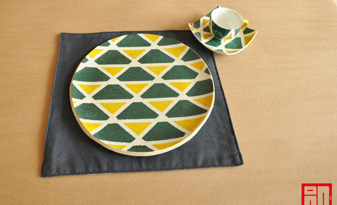 【勋】出品/景德镇制/手工陶瓷盘/茶点盘/西餐盘、咖啡盘/坚果盘、果盘