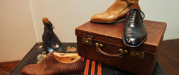 日本鞋匠 Tomoyuki Watanabe 与Bolero手工鞋履