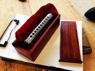 推盖印章盒-榫接推盖-黄花梨&紫檀&黑檀-iDo手工实验室