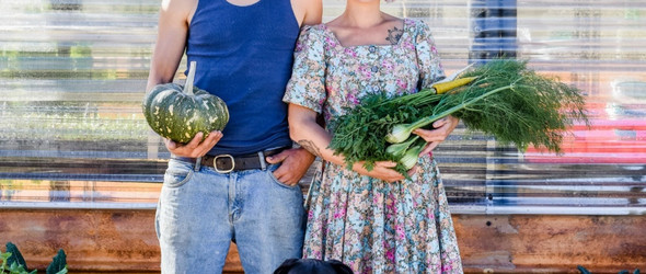 Loop Growers | 做大自然的播种者,他们把经营农场当成生活中的最美妙的事