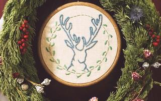装饰你的圣诞节:比圣诞老人更重要的是麋鹿~