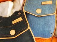 【萌小牛】手缝日本进口牛皮小挎包