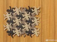 向Mauritz Escher致敬
