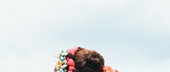 Atlixcayotontli 2014 -非常美的墨西哥民族风刺绣服饰