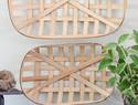 编织篮diy教程:乡村风格的烟草篮(竹编篮子)手工编织制作教程