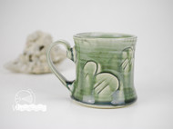【翠微-1】水房子出品~咖啡杯~纯手工制作~可议作品~顺丰包邮