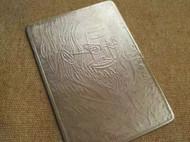 手工蚀刻铜板~冥王雷利