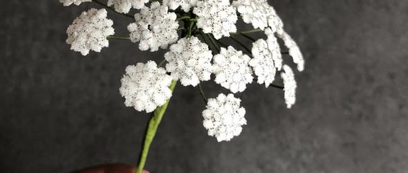 自然而然的纸花 | 纸艺爱好者Stephanie Redlinger的作品欣赏