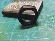 纯手工私人订制木戒指。