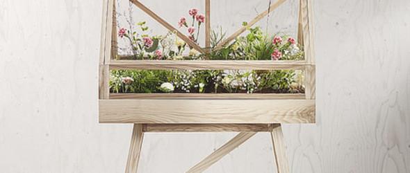 Atelier 2+ 工作室:可移动的温室