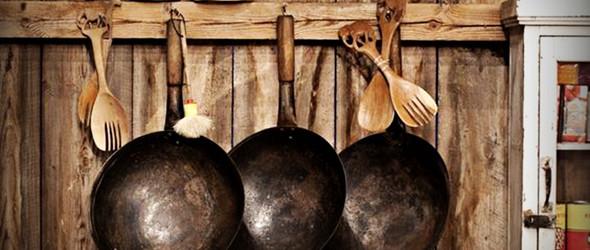 日用之器—铸铁锅