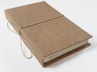 80#麻布线装记事涂鸦速写本包邮