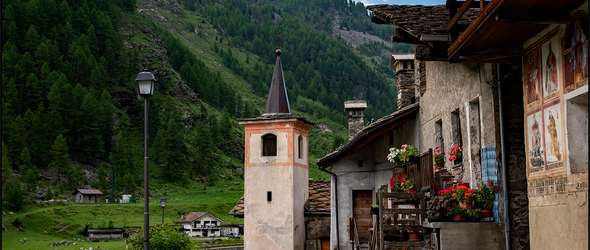 好山好水好寂寞 | 摄影师 Emanuele Marzocca 镜头下的意大利小村庄
