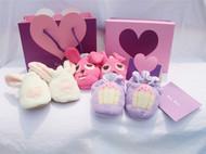 婴儿手工鞋