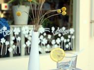 手工杯垫【银杏】,赏赏叶,喝喝茶吧~
