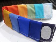 多彩多功能手环布包