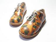手工鞋意大利迷彩皮