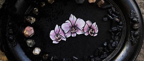 神秘而美丽的暗黑分手工皮具制品 - 皮革匠人Leia Nachele作品集