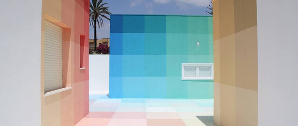 Alberonero | 创造彩色的感觉