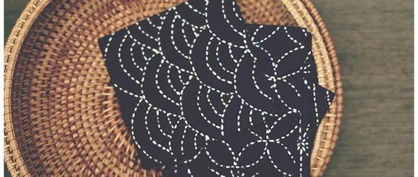 手缝针法大全--缝补衣服针法二