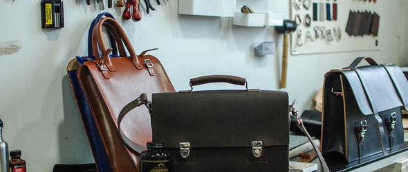 布鲁克林手工皮革品牌 & 工作室 basader