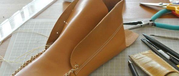 七个莫卡辛鞋纸样/模板分享Moccasin Patterns