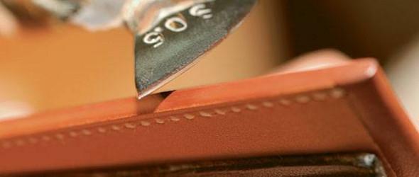 一条好的手工表带是如何制作完成的?一起去探索爱马仕皮革表带制作过程