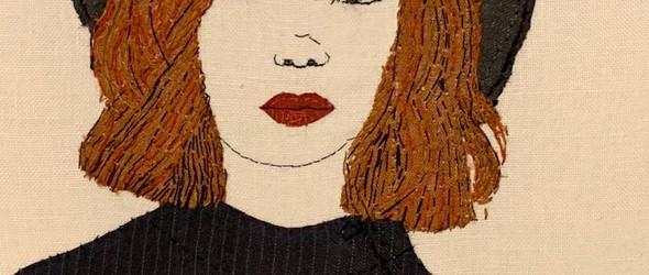 从形似到神似的刺绣面孔 | Sue Stone