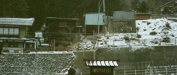 奈良井宿 丨 冬日江户旅人的「奈良井千家」