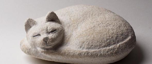 憨态可掬的动物雕塑 | 杉﨑 正則(Masanori Sugisaki)
