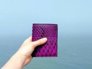 蟒蛇皮卡包护照本