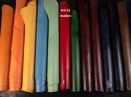 意大利buttero风格的彩色植鞣革—法国公牛皮