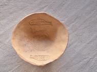 柴烧陶·小魚茶盏