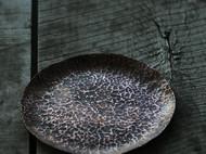 紫铜壶承 点心盘