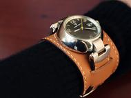 旧手表改装新表带