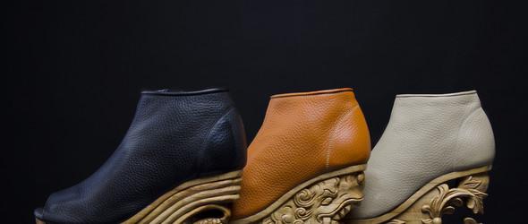 让传统工艺重新充满想象-西贡名媛木根鞋履Saigon Socialite