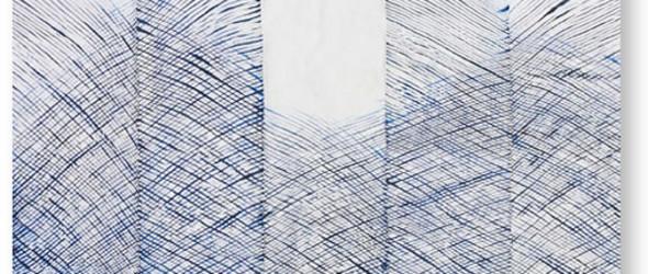 日本靛蓝扎染作品赏析:SHIBORI NOW 2011 TOKYO(第18回合)