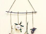 干花植物挂饰