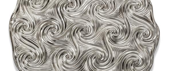 从绘画到雕刻,从2D到3D,探索永无止境 | 英国银匠 Miriam Hanid 作品与制作过程