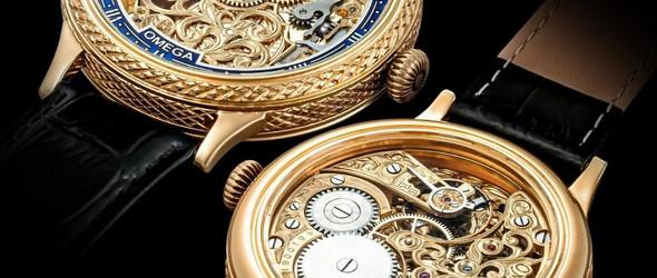 古董手表上的精湛雕刻 | Timeless Watches