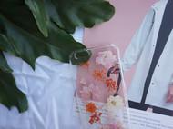 Creative Amazing 粉色系列花花世界iPhone手機殼